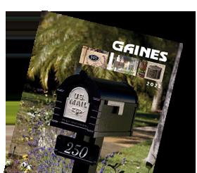 Gaines Mailbox Catalog