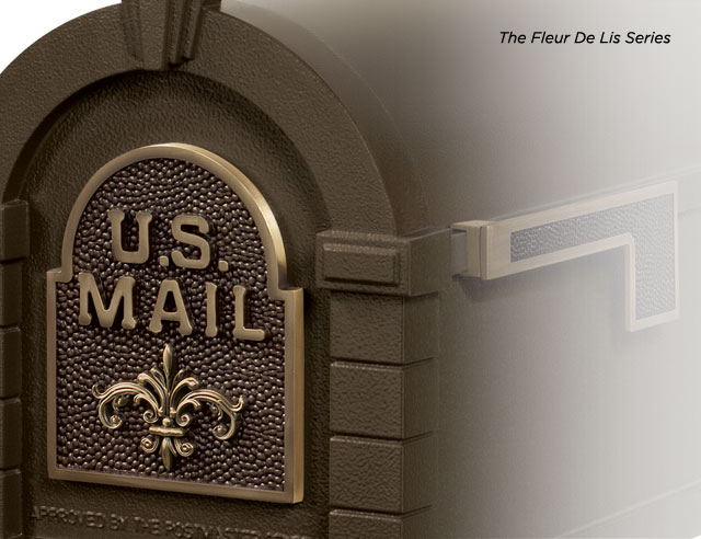 Keystone Series Mailboxes Gaines Manufacturing