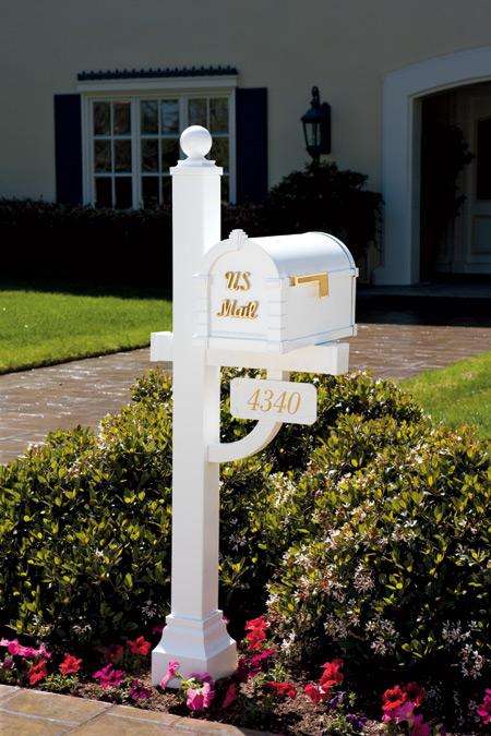 Keystone Series Mailbox Photo Gallery Gaines Manufacturing